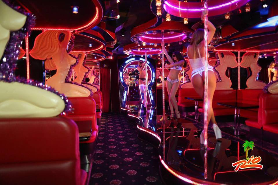 Striptiz Bar Rio Kiev
